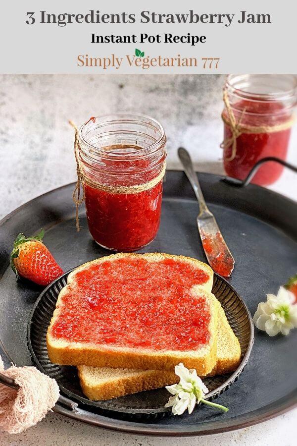 Home made Strawberry Jam Recipe