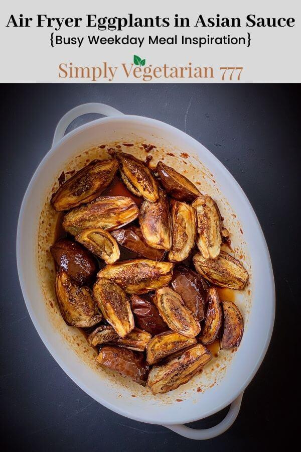 Air Fryer Eggplant Recipes