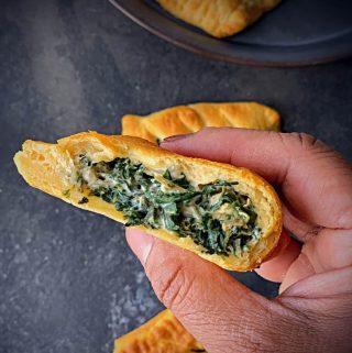 Spinach & Ricotta Crescent Rolls