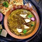 Instant Pot Saag Paneer Recipe