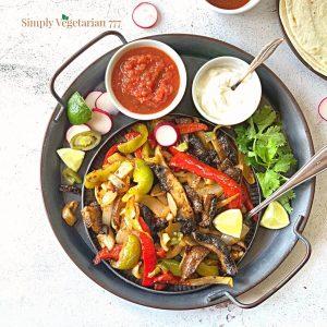 How to make Fajita vegetables