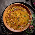 Instant Pot Sabut Masoor Dal