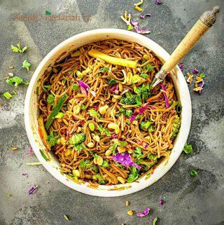 Soba Noodles Salad Recipe