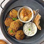 Air Fryer Falafel Recipe - vegan and gluten-free