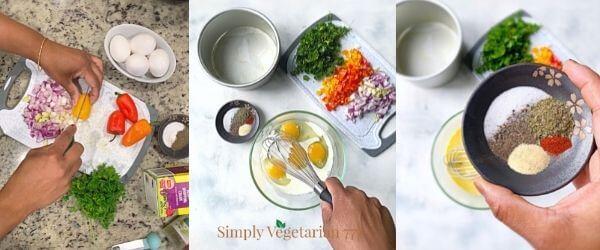 air fryer egg recipe