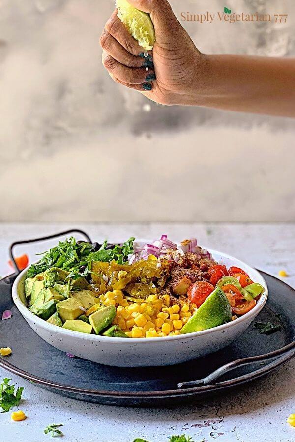 Summer Beans Salad Recipe