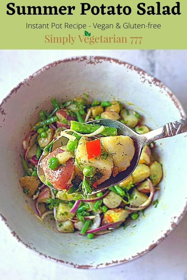 how to make potato salad recipe without eggs?