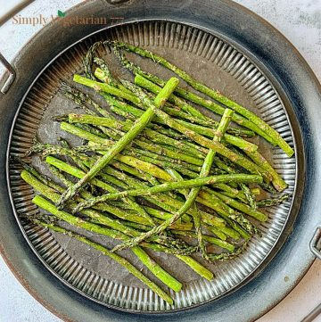 How to make Asparagus in Air Fryer?